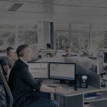 Büro Kundenservice bei Summacom