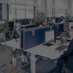 Büro bei Summacom - Kundenservice, Vertriebsunterstützung und Training gehören zu unseren Bereichen die wir mit einer Erfahrung seit 1997 ausüben